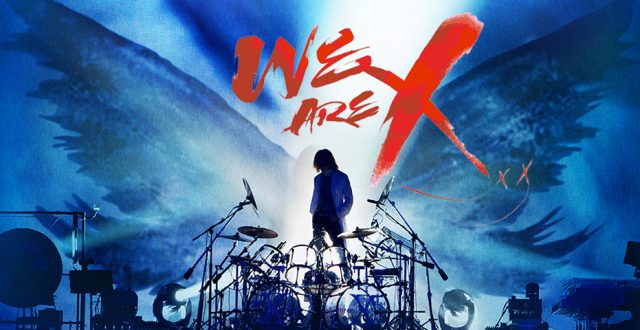 We are X cover