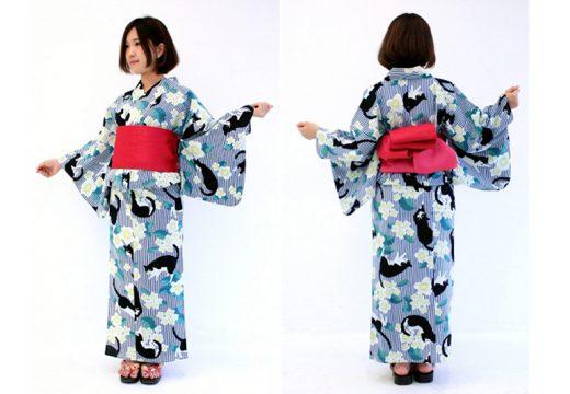 Cat Kimonos