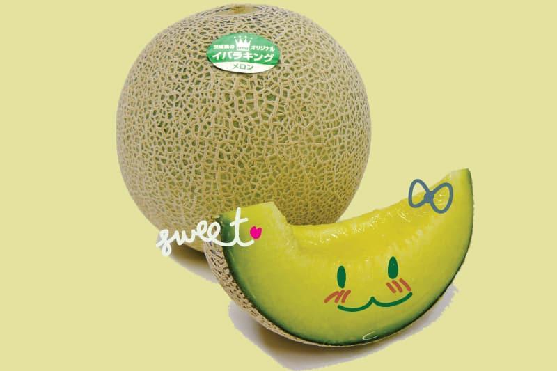 ibaraki melon