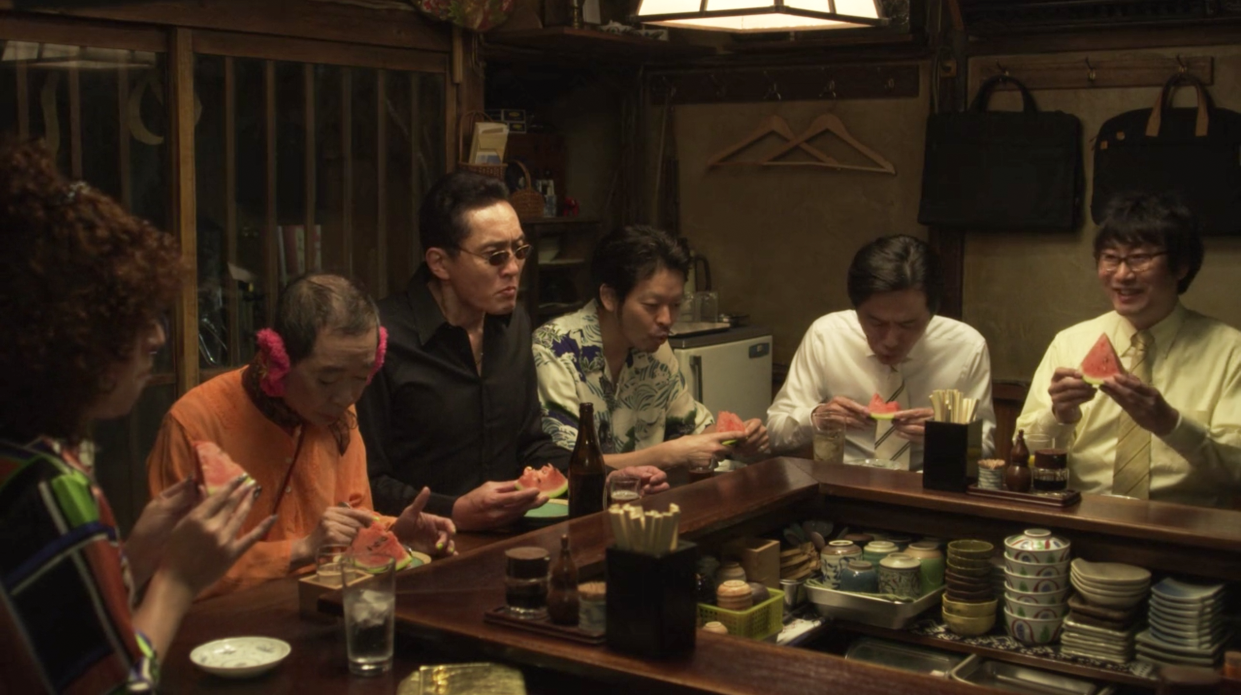 What Do You Think?: Midnight Diner -