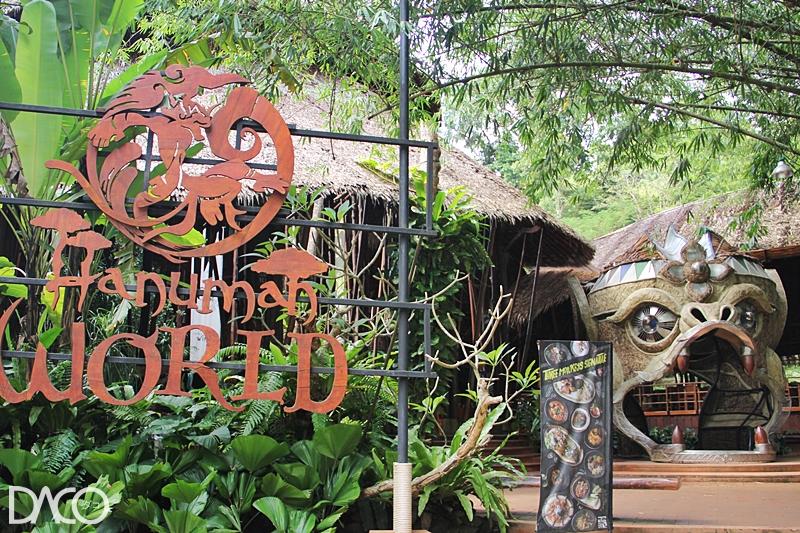 chalong bay hanuman world