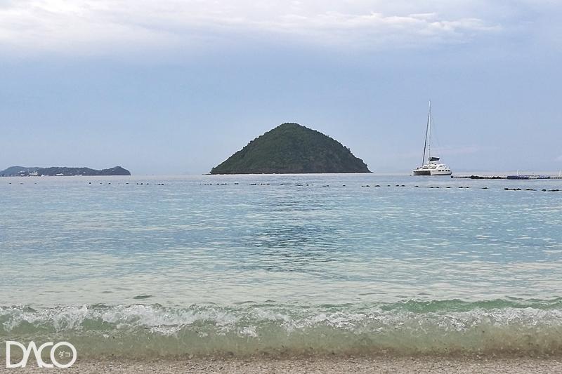 chalong bay banana beach