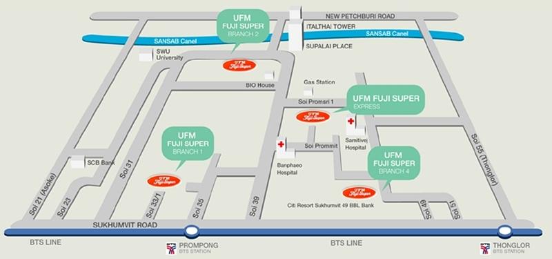 UFM Fuji Super สินค้าแนะนำ