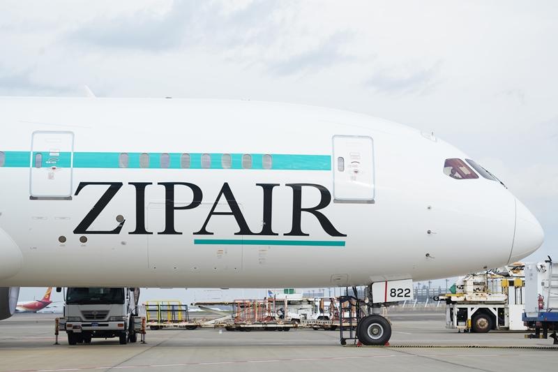 ZIPAIR กรุงเทพฯ – นาริตะ