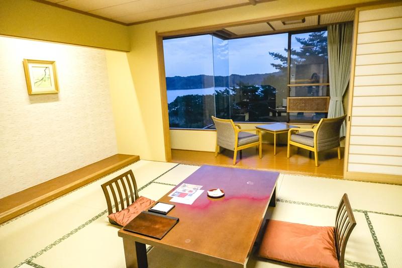 Jodogahama Park Hotel ทริปตามล่าใบไม้แดงที่โทโฮคุ (Tohoku)