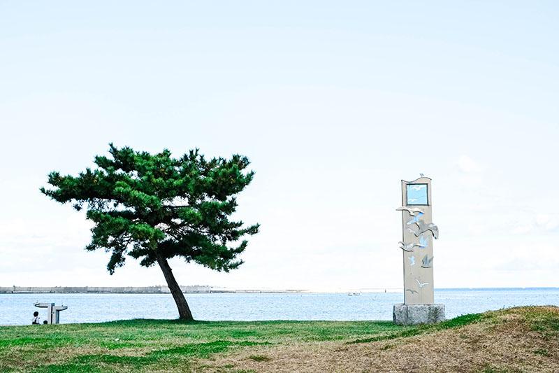 ศาลเจ้าคาบุชิมะ (Kabushima) ทริปตามล่าใบไม้แดงที่โทโฮคุ (Tohoku)
