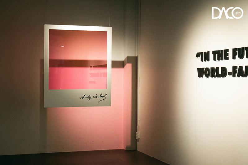 River City Bangkok, Van Gogh: Life and Art, Andy Warhol : Pop Art