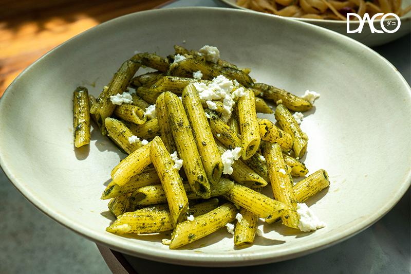 Pennywort Pesto Sause