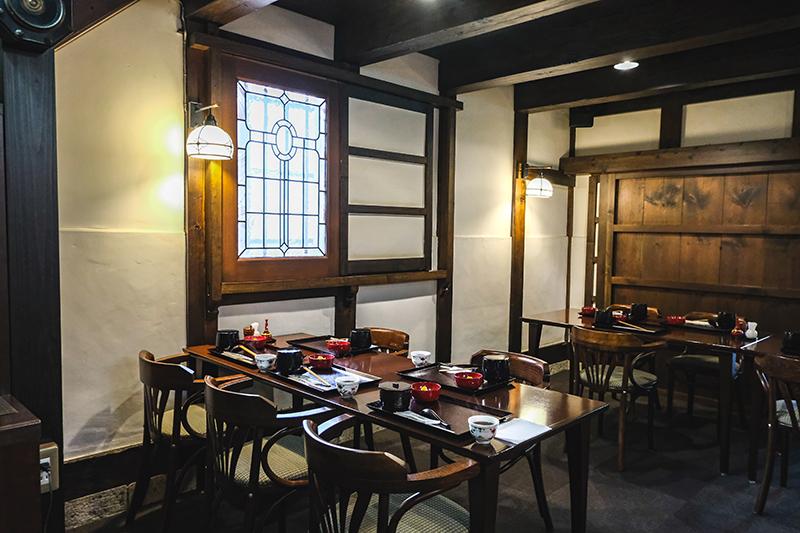 ทริปตามล่าใบไม้แดงที่โทโฮคุ Tohoku Sato Yosuke Shoten อินานิวะ อุด้ง