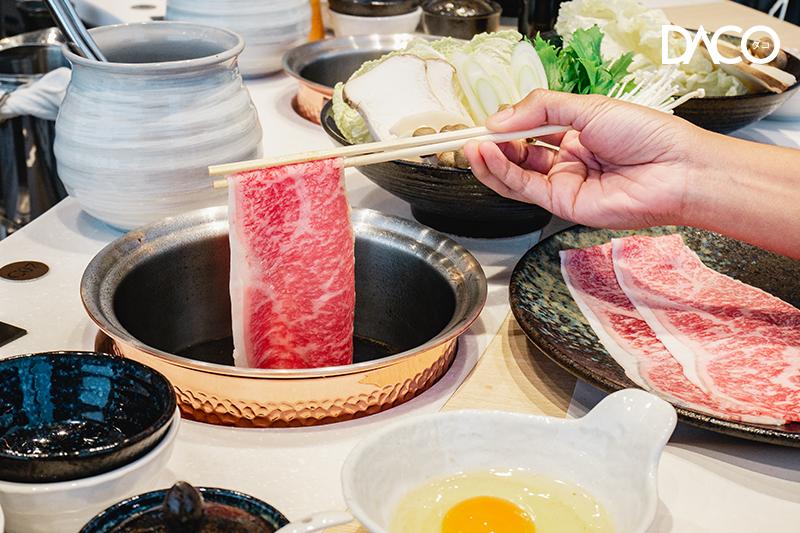 ซาคาเอะ SAKAE The Signature Taste of Shabu and Sukiyaki