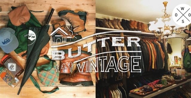 Butter Vintage (バターヴィンテージ) ขุมสมบัติของคนรักเสื้อผ้าวินเทจ