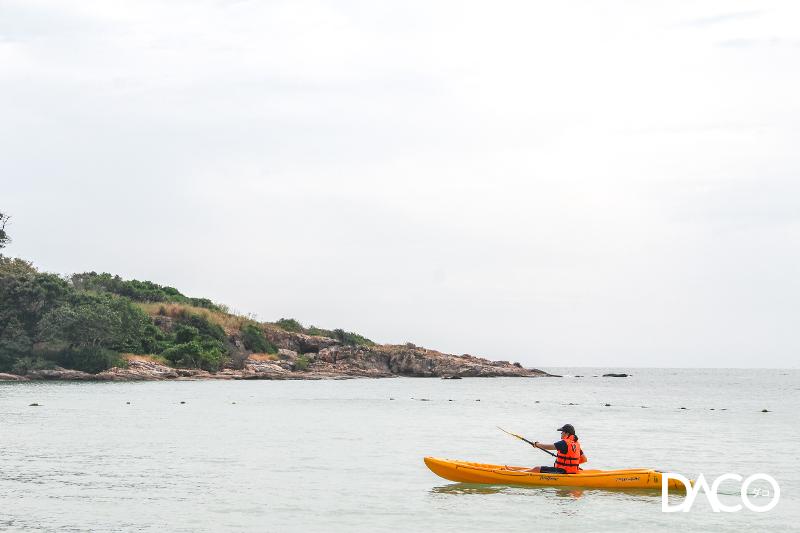 หยุดเวลาเพื่อพักกายและใจที่ Sai Kaew Beach Resort เกาะเสม็ด