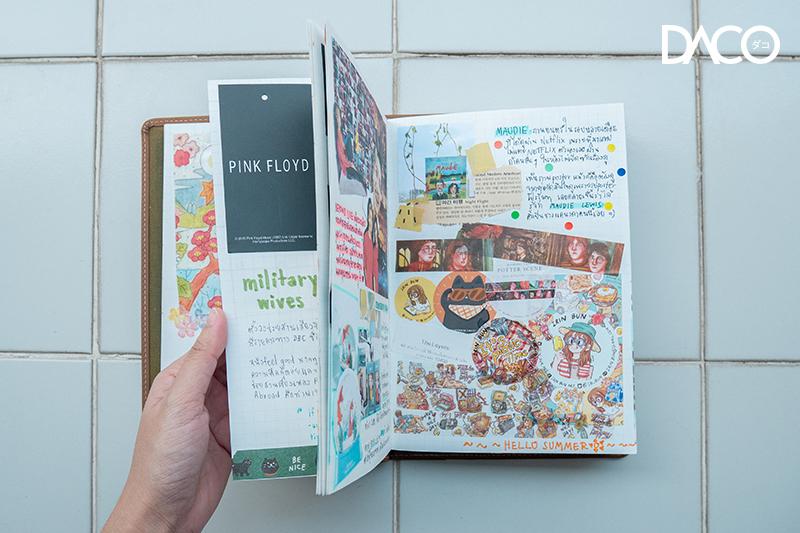Journal ideas เจอนัล แพลนเนอร์