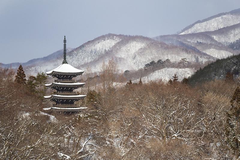 Winter in Tohoku โทโฮคุวินเทอร์ที่หวานจนต้องขอแต่งงาน