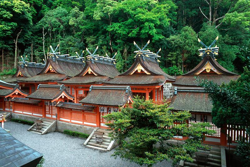 Kumano sanzan 3 ศาลเจ้าศักดิ์สิทธิ์