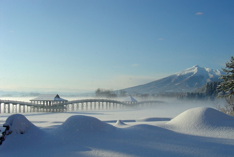 Winter in Tohoku : โทโฮคุวินเทอร์ที่หวานจนต้องขอแต่งงาน