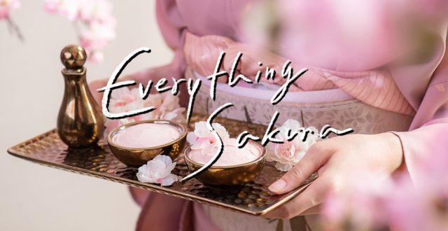 Everything Sakura : จัดเต็มซากุระทุกรูปแบบ!
