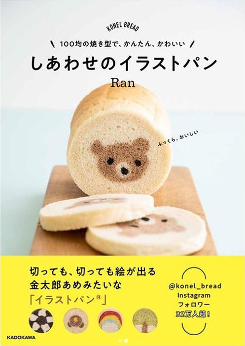 @Konel_bread ผู้ซ่อนภาพวาดในก้อนขนมปัง!