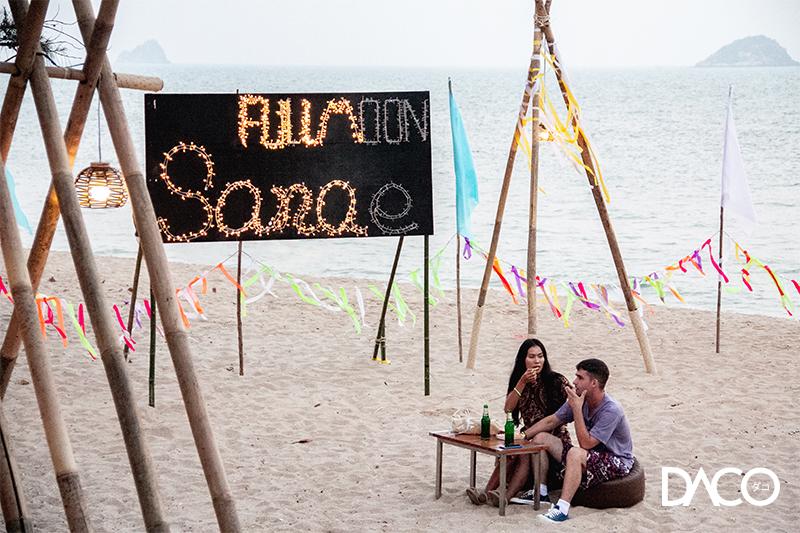 Sanae Beach Club Full Moon Party