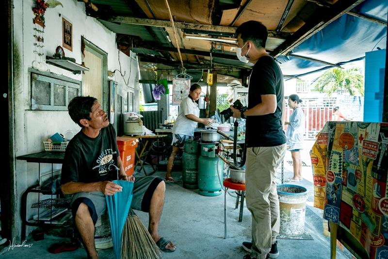 """""""Bangkok Sequencity"""" ภาพถ่ายกรุงเทพฯ กับบรรยากาศที่เหมือนฉากในละคร"""