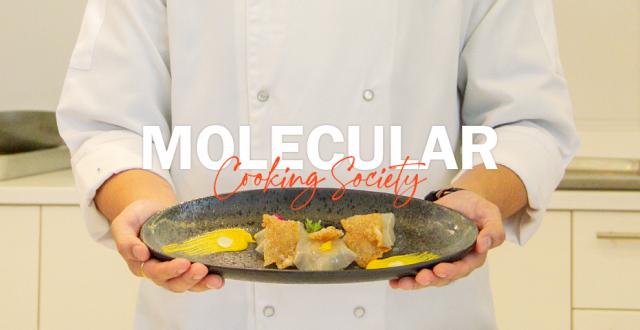 Molecular Cooking Society ความสนุกของการค้นหาปรากฏการณ์ในห้องครัว