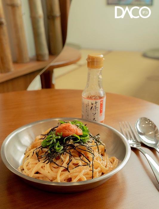 Mentai Mayo Spaghetti