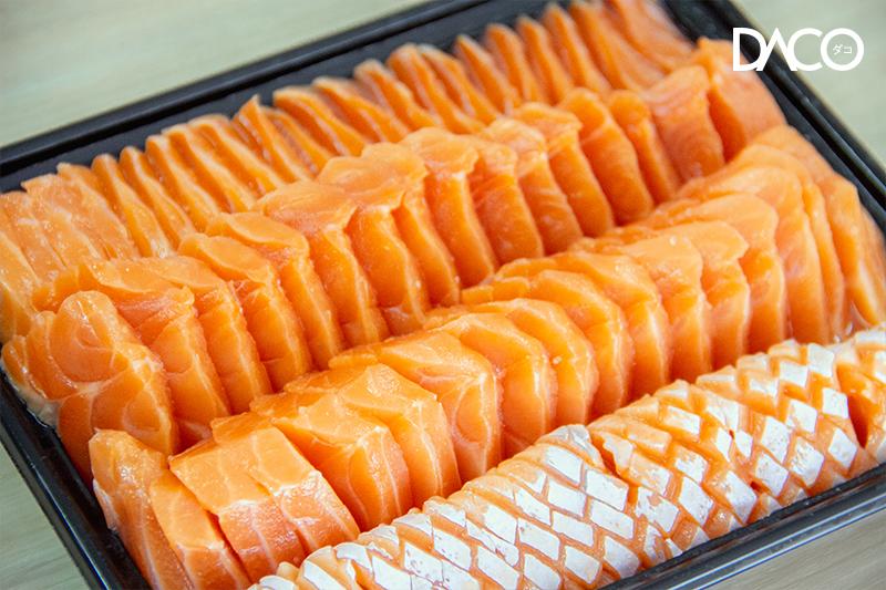 OISHI จัดเทศกาลปลาแซลมอน สำหรับ Salmon Lover